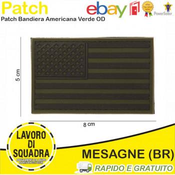 Patch in PVC U.S.A. Bassa...