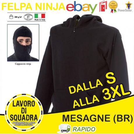 Felpa Diabolik Ninja Ultras...