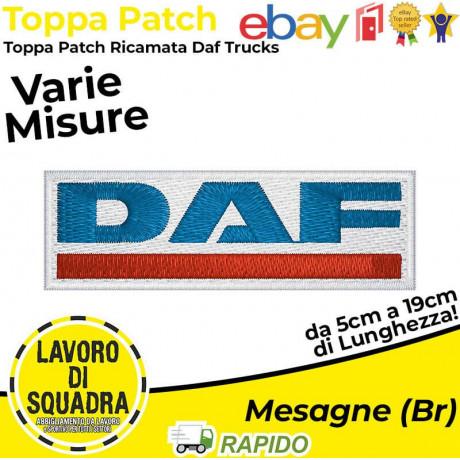 Patch Toppa DAF Trucks...